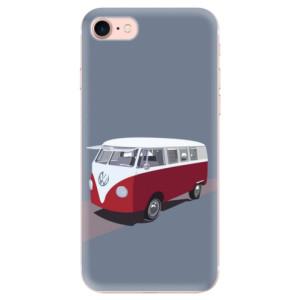 Silikonové odolné pouzdro iSaprio VW Bus na mobil Apple iPhone 7