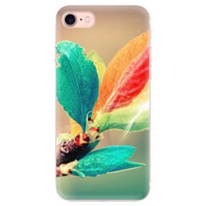 Silikonové odolné pouzdro iSaprio Autumn 02 na mobil Apple iPhone 7