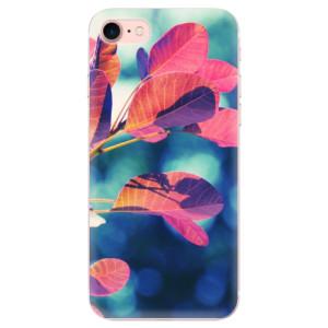 Silikonové odolné pouzdro iSaprio Autumn 01 na mobil Apple iPhone 7
