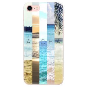 Silikonové odolné pouzdro iSaprio Aloha 02 na mobil Apple iPhone 7