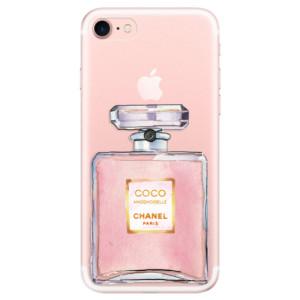Silikonové odolné pouzdro iSaprio Chanel Rose na mobil Apple iPhone 7