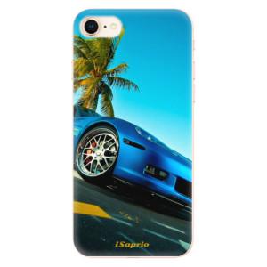 Silikonové odolné pouzdro iSaprio Car 10 na mobil Apple iPhone 8