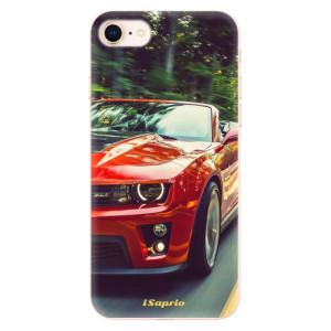 Silikonové odolné pouzdro iSaprio Chevrolet 02 na mobil Apple iPhone 8