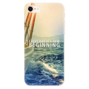 Silikonové odolné pouzdro iSaprio Beginning na mobil Apple iPhone 8