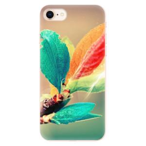 Silikonové odolné pouzdro iSaprio Autumn 02 na mobil Apple iPhone 8