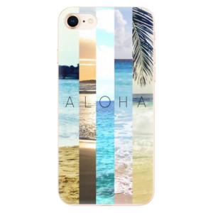 Silikonové odolné pouzdro iSaprio Aloha 02 na mobil Apple iPhone 8