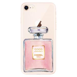 Silikonové odolné pouzdro iSaprio Chanel Rose na mobil Apple iPhone 8