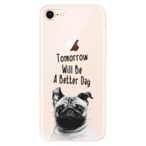 Silikonové odolné pouzdro iSaprio Better Day 01 na mobil Apple iPhone 8