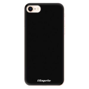 Silikonové odolné pouzdro iSaprio 4Pure černé na mobil Apple iPhone 8