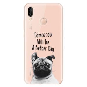 Silikonové odolné pouzdro iSaprio Better Day 01 na mobil Huawei P20 Lite
