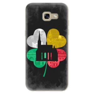 Silikonový kryt iSaprio - Pilsen Lucky City pro mobil Samsung Galaxy A5 (2017)