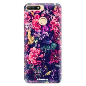 Silikonové odolné pouzdro iSaprio Flowers 10 na mobil Huawei Y6 Prime 2018