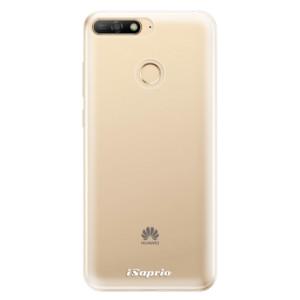 Silikonové odolné pouzdro iSaprio 4Pure čiré bez potisku na mobil Huawei Y6 Prime 2018