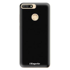 Silikonové odolné pouzdro iSaprio 4Pure černé na mobil Huawei Y6 Prime 2018