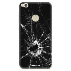 Silikonové odolné pouzdro iSaprio Broken Glass 10 na mobil Huawei P9 Lite 2017