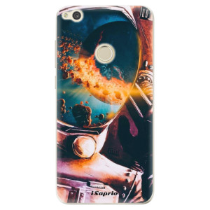 Silikonové odolné pouzdro iSaprio Astronaut 01 na mobil Huawei P9 Lite 2017