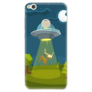 Silikonové odolné pouzdro iSaprio Alien 01 na mobil Huawei P9 Lite 2017