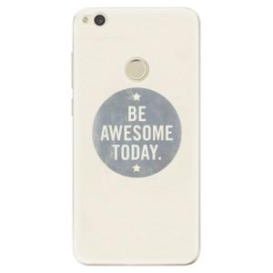 Silikonové odolné pouzdro iSaprio Awesome 02 na mobil Huawei P9 Lite 2017