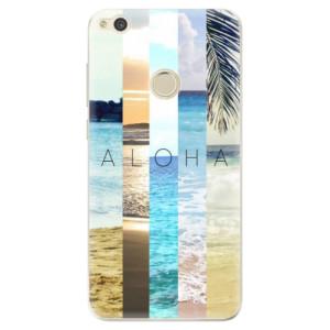 Silikonové odolné pouzdro iSaprio Aloha 02 na mobil Huawei P9 Lite 2017