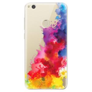 Silikonové odolné pouzdro iSaprio Color Splash 01 na mobil Huawei P9 Lite 2017