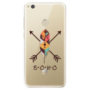 Silikonové odolné pouzdro iSaprio BOHO na mobil Huawei P9 Lite 2017