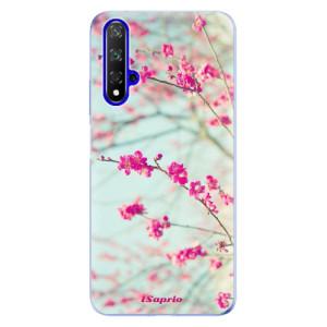 Silikonové odolné pouzdro iSaprio Blossom 01 na mobil Honor 20