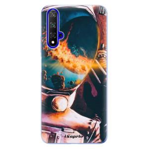 Silikonové odolné pouzdro iSaprio Astronaut 01 na mobil Honor 20