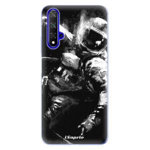 Silikonové odolné pouzdro iSaprio Astronaut 02 na mobil Honor 20