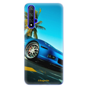 Silikonové odolné pouzdro iSaprio Car 10 na mobil Honor 20
