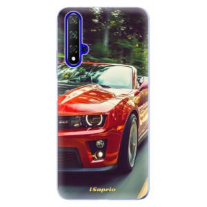 Silikonové odolné pouzdro iSaprio Chevrolet 02 na mobil Honor 20