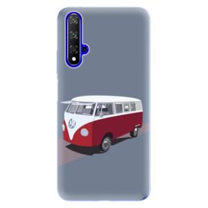 Silikonové odolné pouzdro iSaprio VW Bus na mobil Honor 20