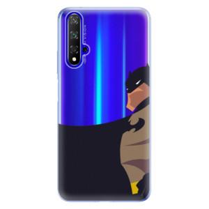 Silikonové odolné pouzdro iSaprio BaT Comics na mobil Honor 20