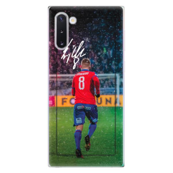 Silikonový kryt iSaprio - Limba pro mobil Samsung Galaxy Note 10