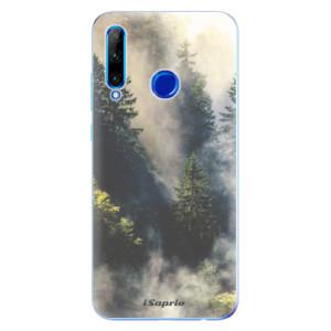 Silikonové odolné pouzdro iSaprio Forrest 01 na mobil Honor 20 Lite