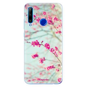 Silikonové odolné pouzdro iSaprio Blossom 01 na mobil Honor 20 Lite