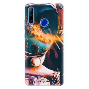 Silikonové odolné pouzdro iSaprio Astronaut 01 na mobil Honor 20 Lite