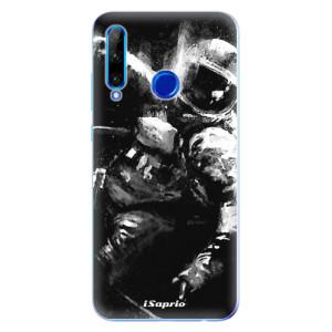 Silikonové odolné pouzdro iSaprio Astronaut 02 na mobil Honor 20 Lite