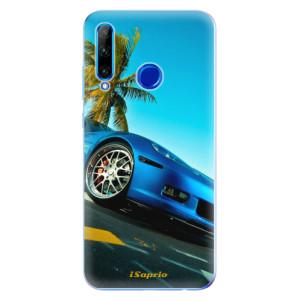 Silikonové odolné pouzdro iSaprio Car 10 na mobil Honor 20 Lite