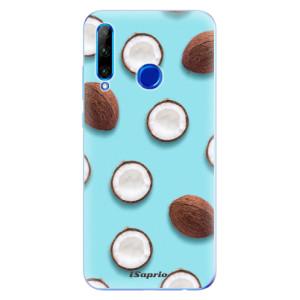 Silikonové odolné pouzdro iSaprio Coconut 01 na mobil Honor 20 Lite
