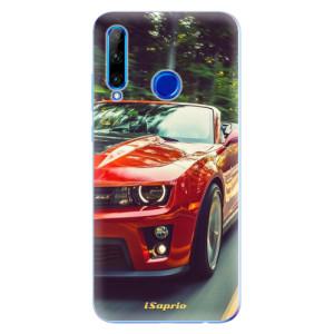 Silikonové odolné pouzdro iSaprio Chevrolet 02 na mobil Honor 20 Lite