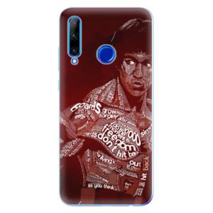 Silikonové odolné pouzdro iSaprio Bruce Lee na mobil Honor 20 Lite