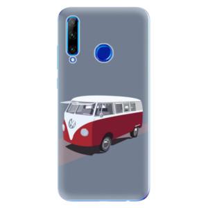 Silikonové odolné pouzdro iSaprio VW Bus na mobil Honor 20 Lite