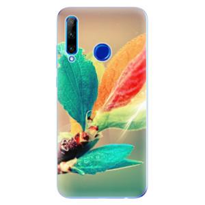 Silikonové odolné pouzdro iSaprio Autumn 02 na mobil Honor 20 Lite