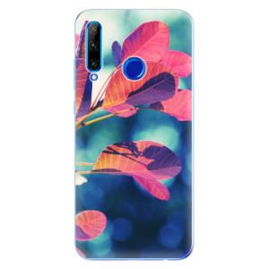 Silikonové odolné pouzdro iSaprio Autumn 01 na mobil Honor 20 Lite