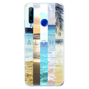 Silikonové odolné pouzdro iSaprio Aloha 02 na mobil Honor 20 Lite
