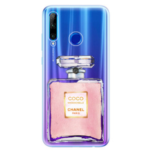 Silikonové odolné pouzdro iSaprio Chanel Rose na mobil Honor 20 Lite
