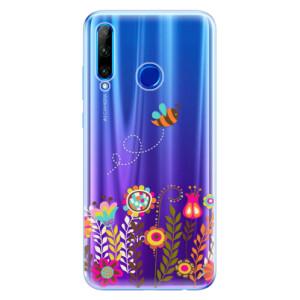 Silikonové odolné pouzdro iSaprio Bee 01 na mobil Honor 20 Lite