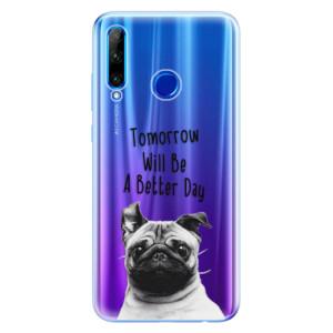 Silikonové odolné pouzdro iSaprio Better Day 01 na mobil Honor 20 Lite
