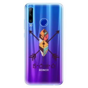 Silikonové odolné pouzdro iSaprio BOHO na mobil Honor 20 Lite