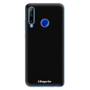 Silikonové odolné pouzdro iSaprio 4Pure černé na mobil Honor 20 Lite